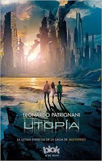Leonardo Patrignani - 2015 Utopia