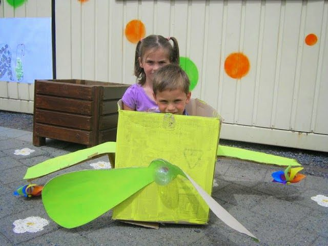 Vliegtuig maken. Foto - Google Foto's