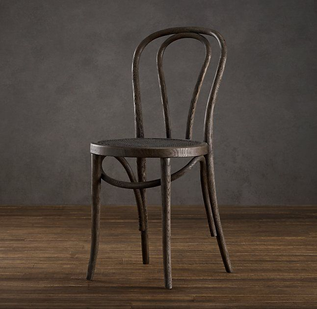 Chair Restoration Hardware Oak Walnut 120 95