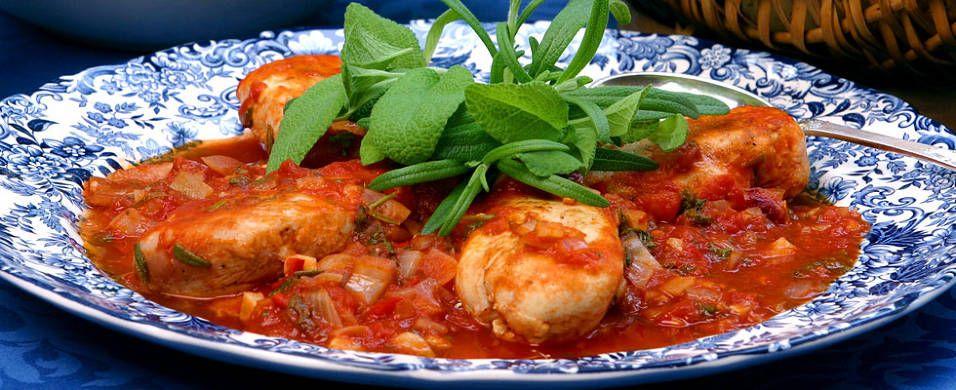 DAGENS RETT: Med denne sausen blir middagen en suksess