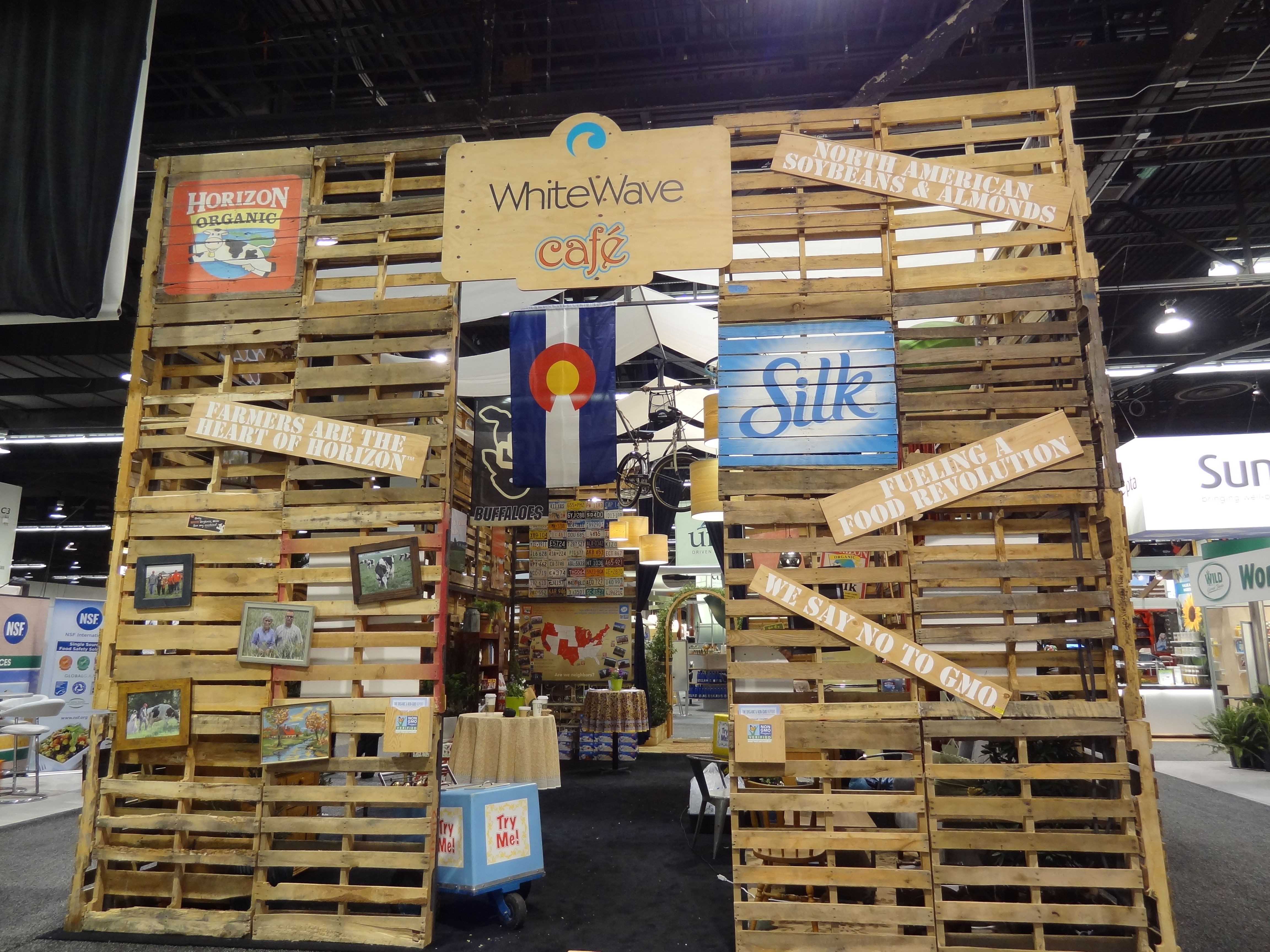 Wooden Exhibition Booth : Natural products expo west « the grazing mind