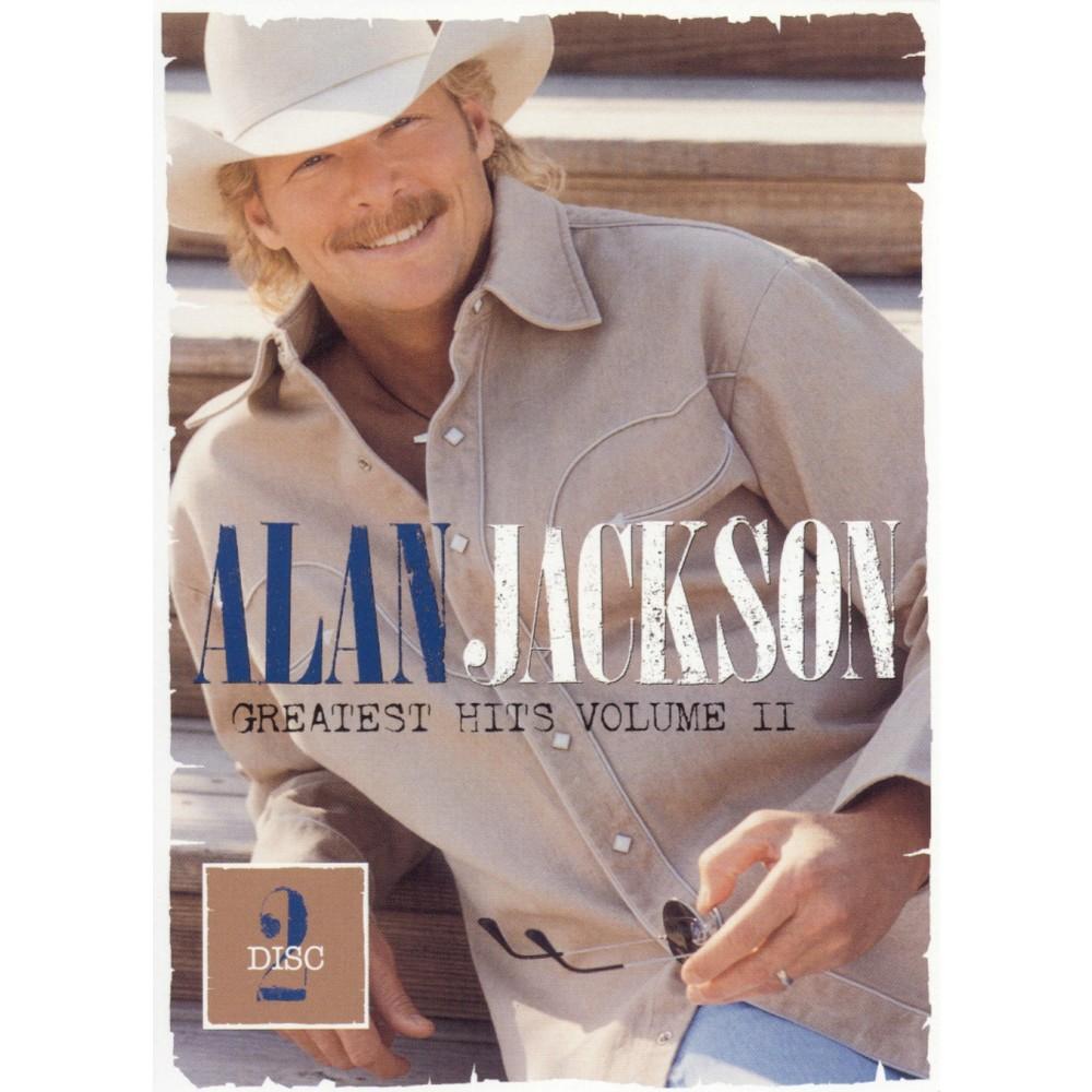 Alan Jackson Greatest Hits Vol Ii Disc 2 Greatest Hits