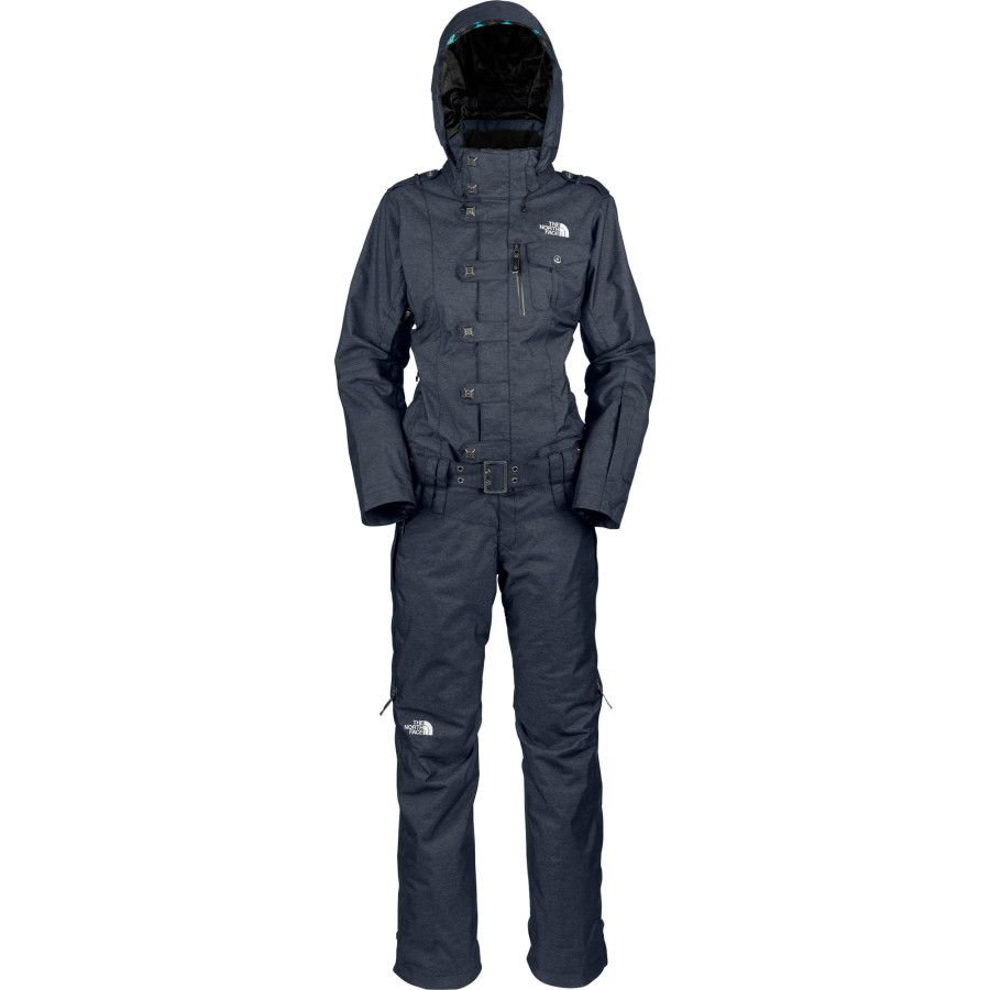 Womens Snow Suit One Piece >> The North Face Shugga One Piece Snow Suit Women S 2009 Bcs