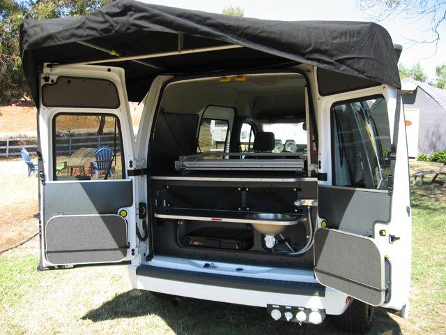Ford Transit Camper Conversion Google Search Roadtrek