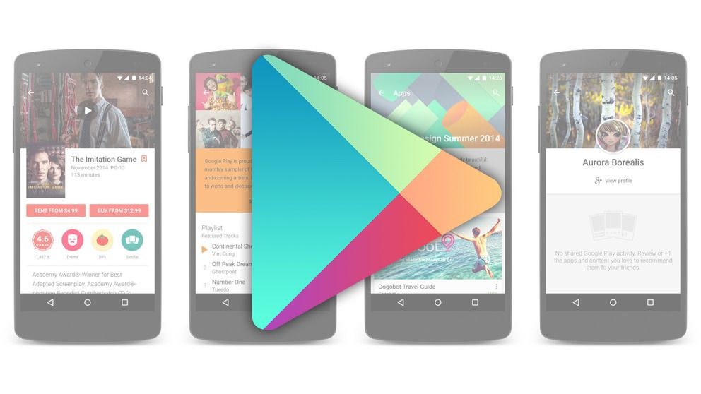 Google Play Store 5.4 Latest APK Free Download and Install