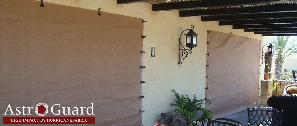 Hurricane Window Covers Cloth House Improvements
