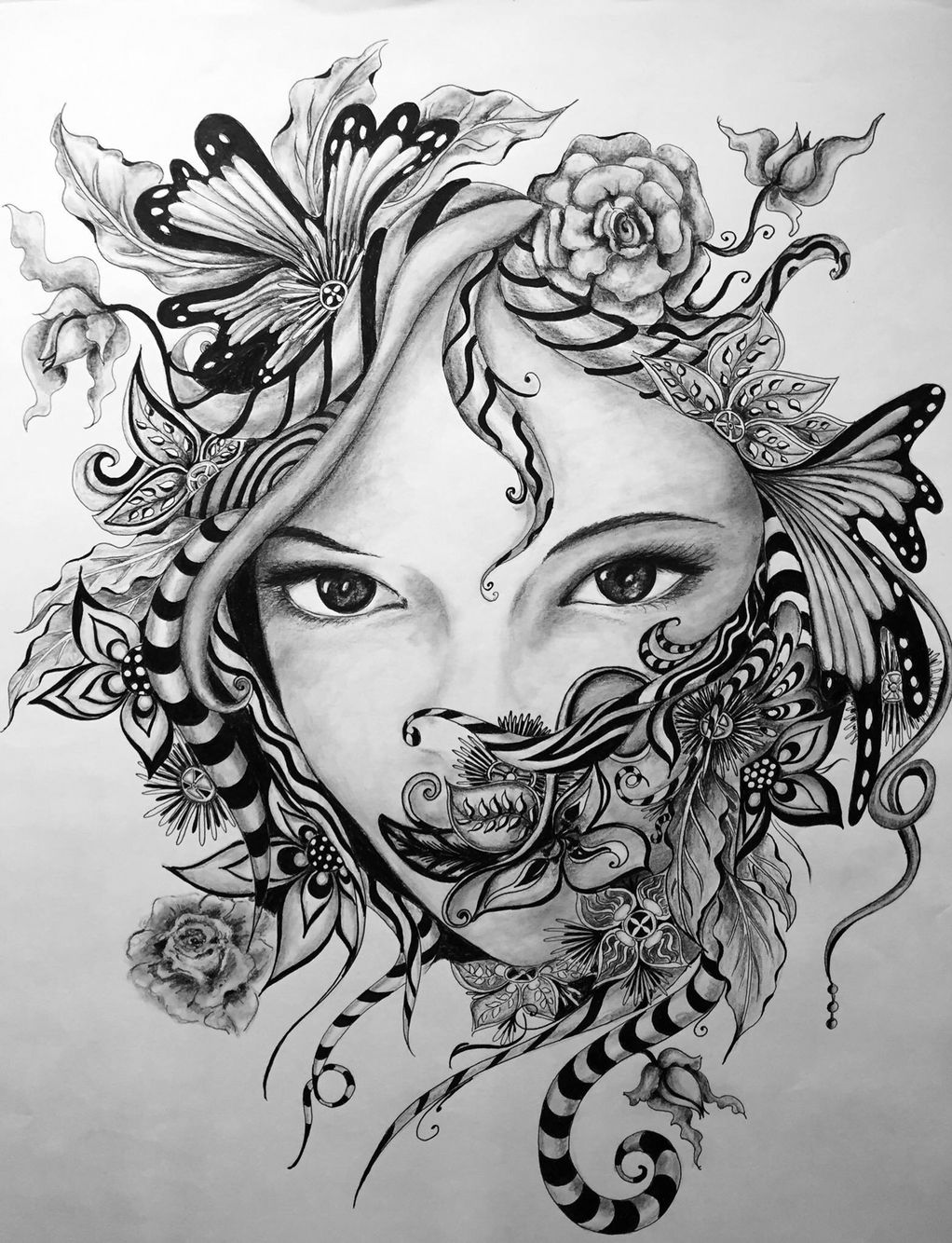 Pin Helen Lengenhager Wit En Swart Blank Coloring Pages And