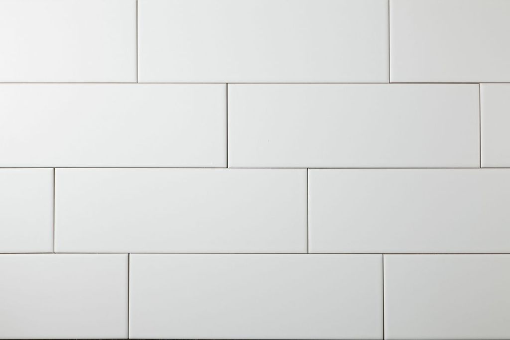White Matt 100x300 Subway Wall Matte Subway Tile Backsplash Subway Tile White Subway Tile Backsplash