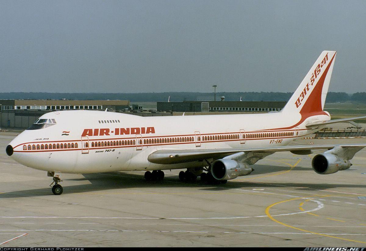 Air India VTENQ Boeing 747212B aircraft picture Air