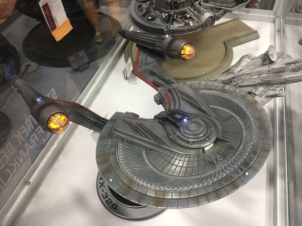 USS Franklin | Starships | Star trek beyond, Star Trek ...