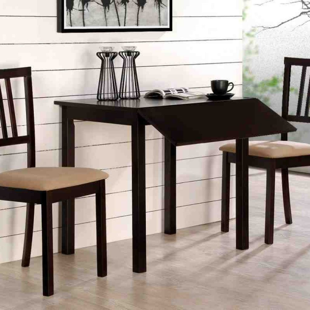 Small Kitchen Table Sets Two  Httpavhts  Pinterest Gorgeous Dining Room Set For Small Space Inspiration