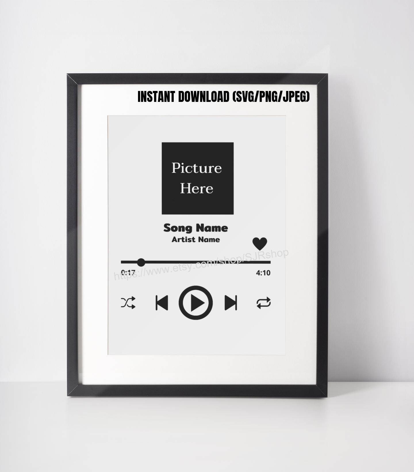 Music Player Svg Audio Control Buttons Svg Spotify Svg Song Art Svg Music Cover Svg Music Svg Svg Png Jpeg Print Ready Files In 2021 Music Players Songs Spotify