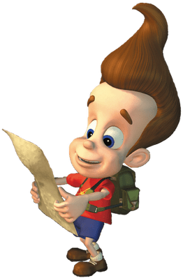 Jimmy Neutron Reading A Map Jimmy Neutron Jimmy Neutron Memes 2000s Kids Shows
