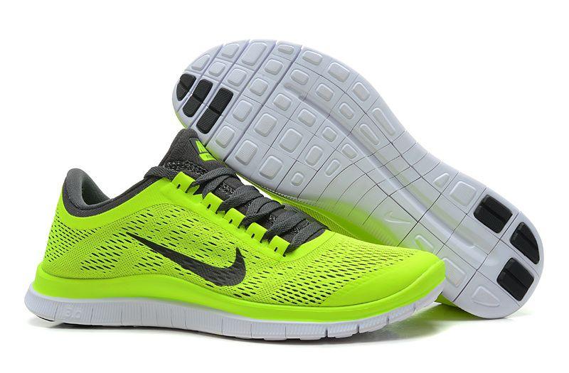 Nike Free Run 3 0 Magasin En Noir Et Blanc