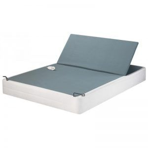 The Serta Pivot Head Up Adjustable Foundation Base The Most Unique Box Spring On The Market A New Adjustable Beds Electric Adjustable Beds Mattress Warehouse