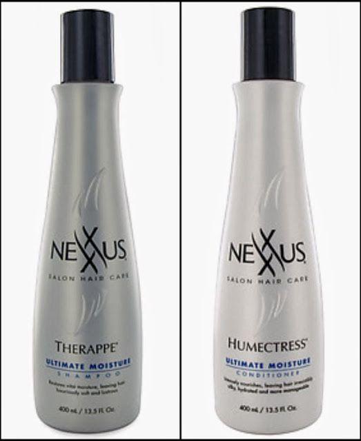 Fairest's Favorites : Review: Nexxus Ultimate Moisture Shampoo, Conditioner, and Deep Conditioner