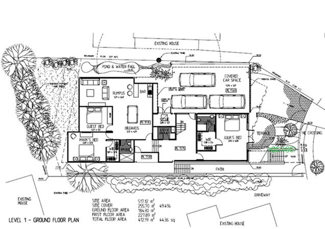 architectural house plans wallpaper modern glass architecture ...