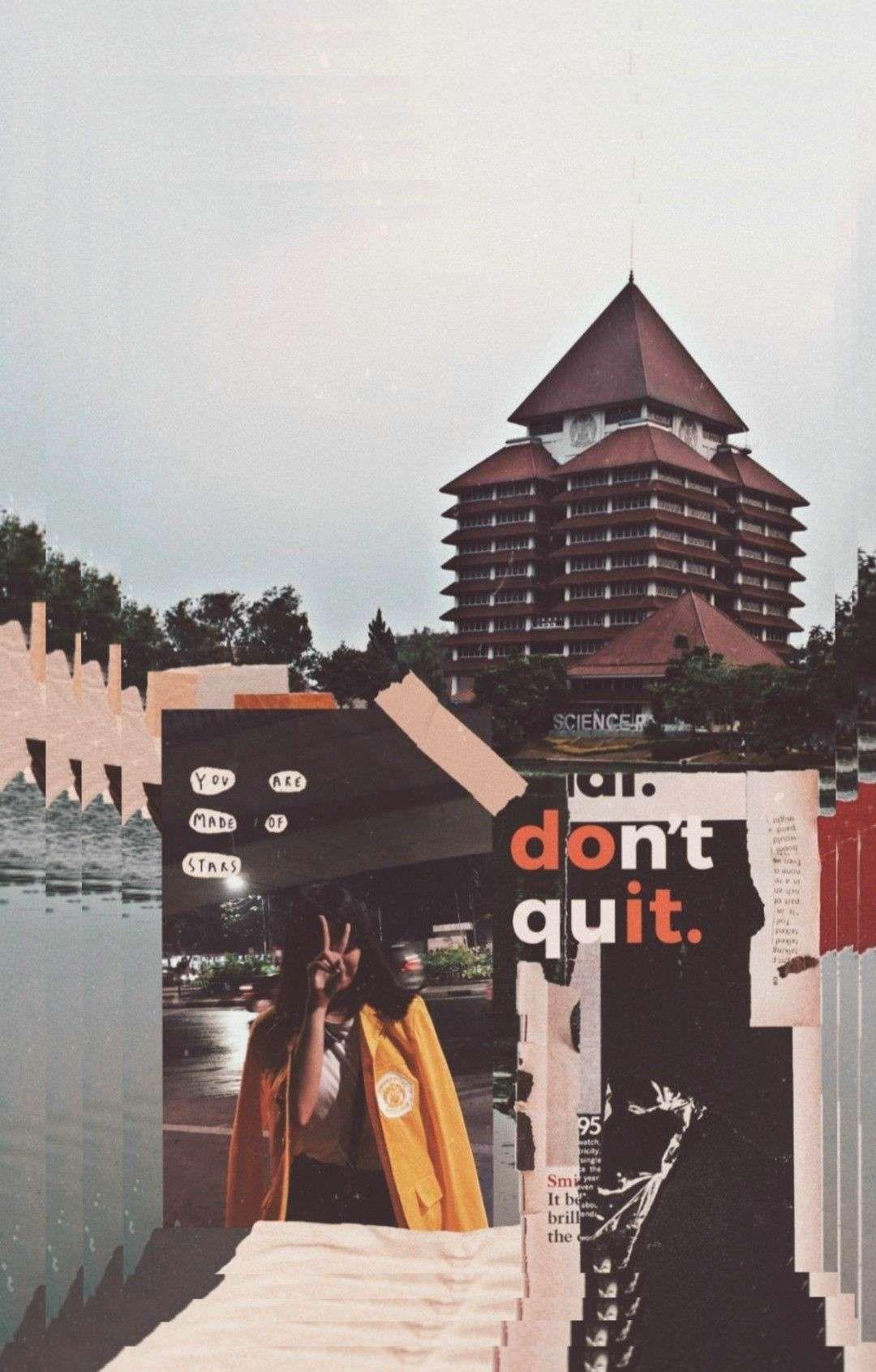 Wallpaper Motivasi Universitas Indonesia Gambar N rend