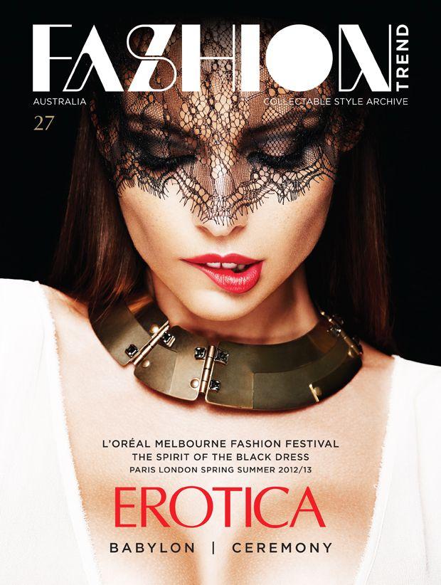 EROTICA | Olga Rakhova | Jason Ierace #photography | FASHIONTREND Magazine 27