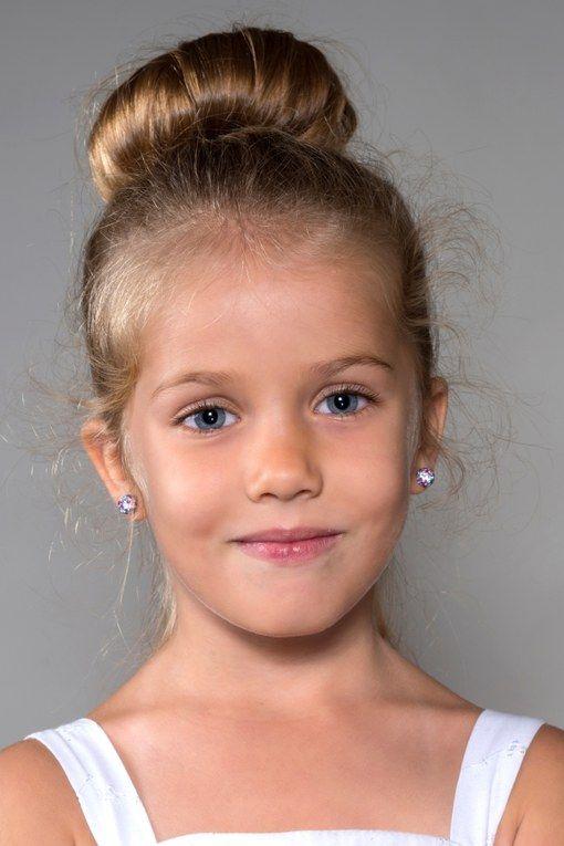 Les 65 plus jolies coiffures pour enfants Coiffure