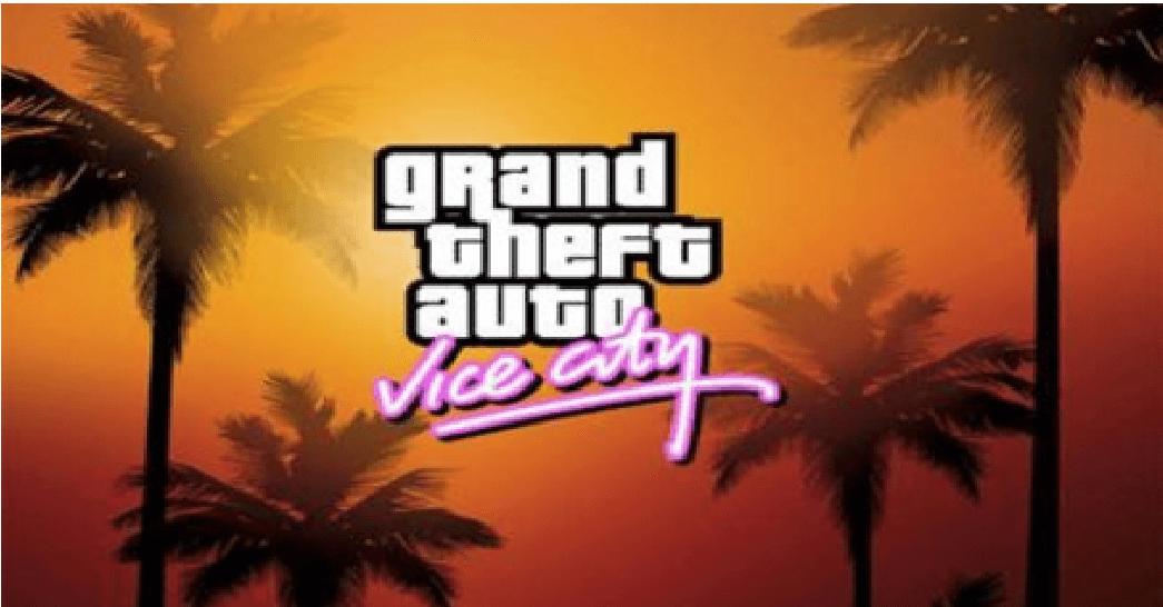 تحميل لعبة حرامي السيارات Grand Theft Auto Vice City Free Android Games Grand Theft Auto Android Games