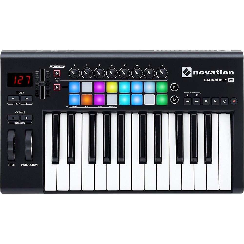 Launchkey 25 MIDI Controller Products in 2019 Midi