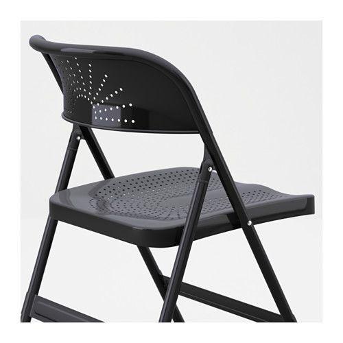 FRODE Silla plegable  IKEA  sillas tubular  Pinterest