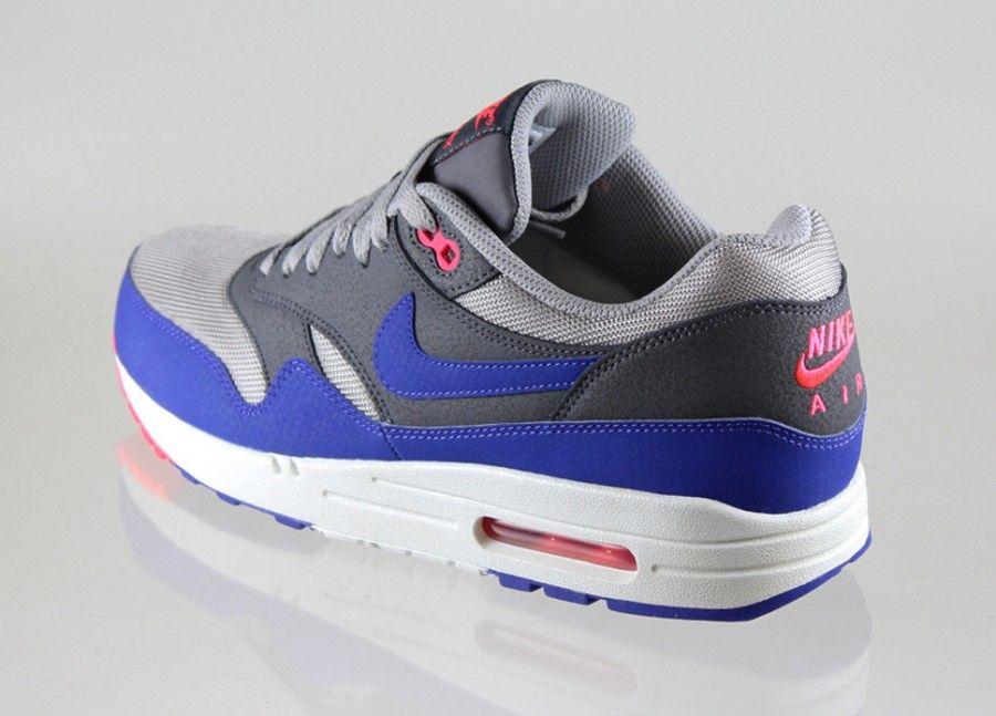 Nike Air Max 1 Essential (MEDIUM GREY ULTRAMARINE DARK