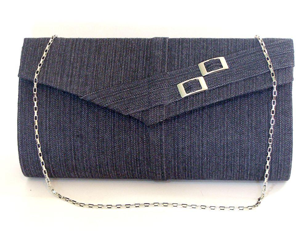 c559728c15 Clutch Carteira de Mão Jeans