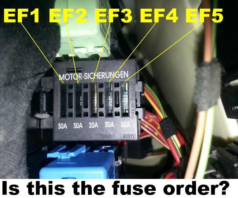 Picture Amperage Description Of Every Single Fuse Relay In The Bmw E39 Bimmerfest Bmw Forums Bmw E39 Relay Bimmerfest