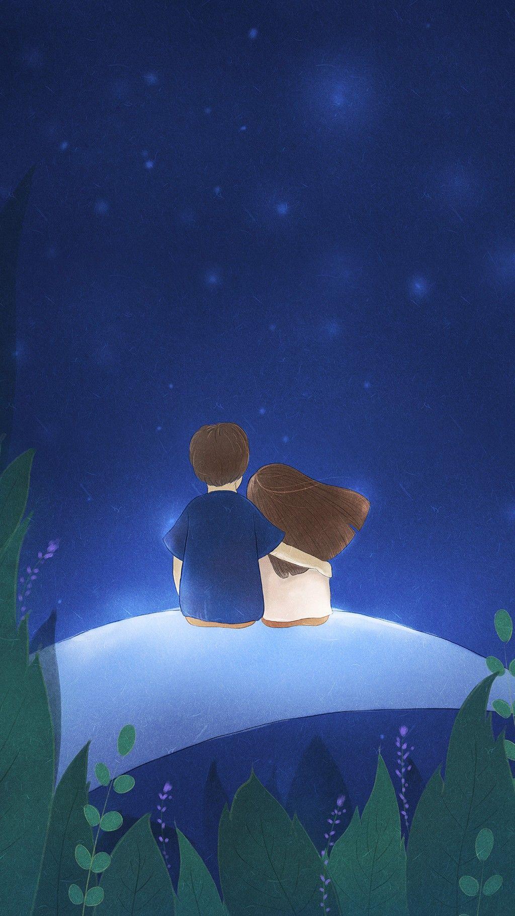 Love Couple Wallpaper Cute Couple Cartoon Cute Love Cartoons