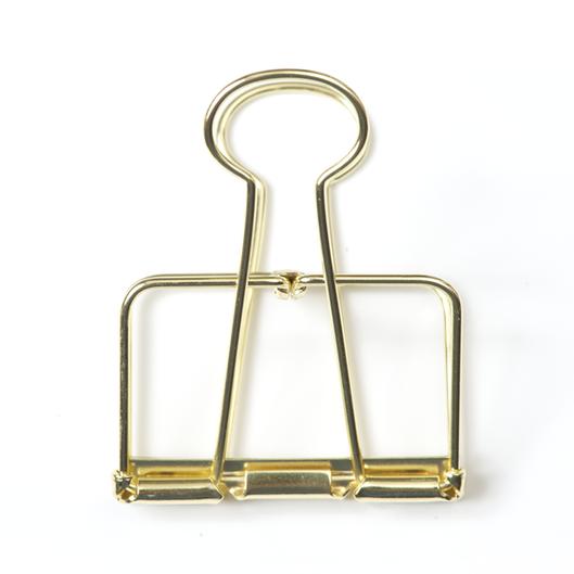 De Gouden Binder Clip Is Een Echte Stationery Musthave Niet Alleen Super Mooi Maar Ook Lekker Praktisch Bullet Journal Ideeen Papierklem Afdrukbare Stickers