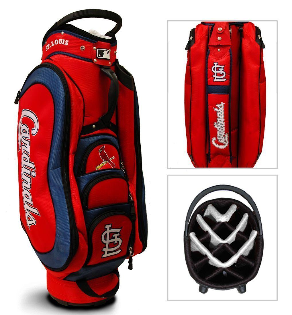 St. Louis Cardinals Medalist Golf Cart Bag Golf bags