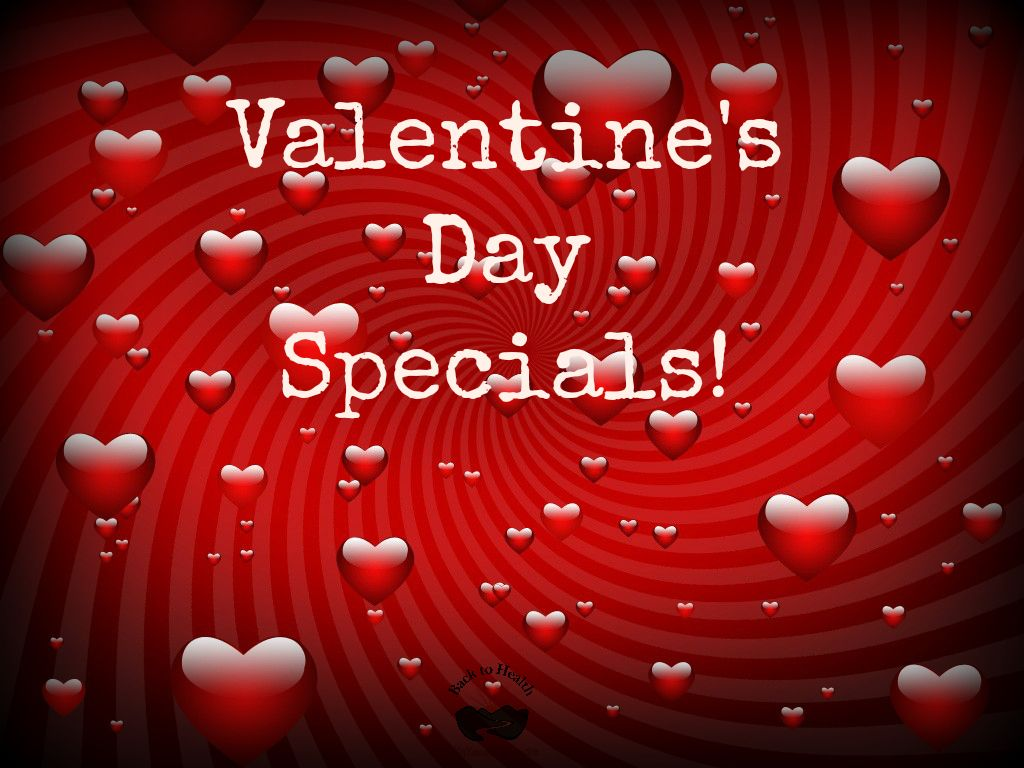 Gift Certificate Specials For Valentine S Day Give The Gift Of