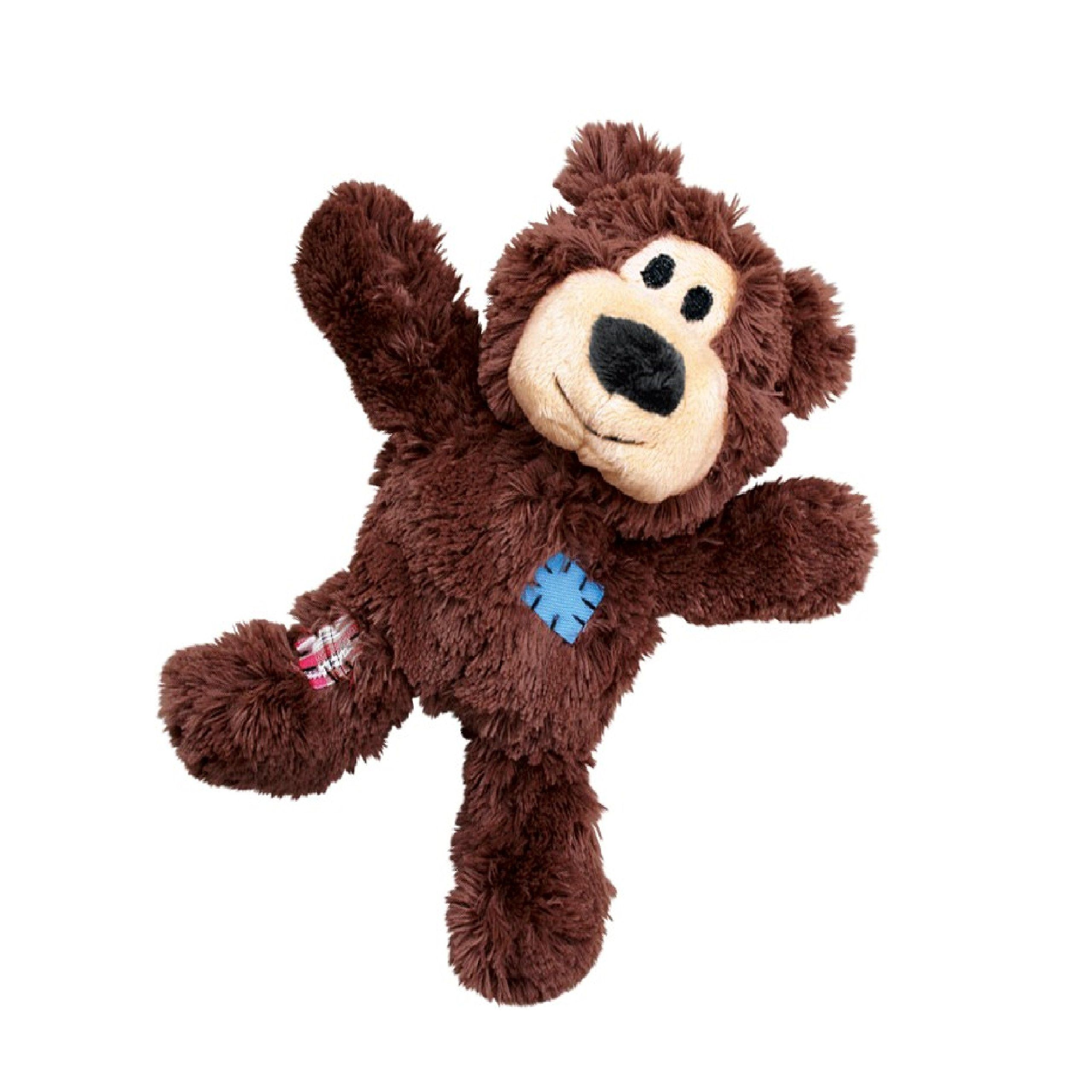 Kong Wild Knots Bear Dog Toy Small Medium Would Like To Know