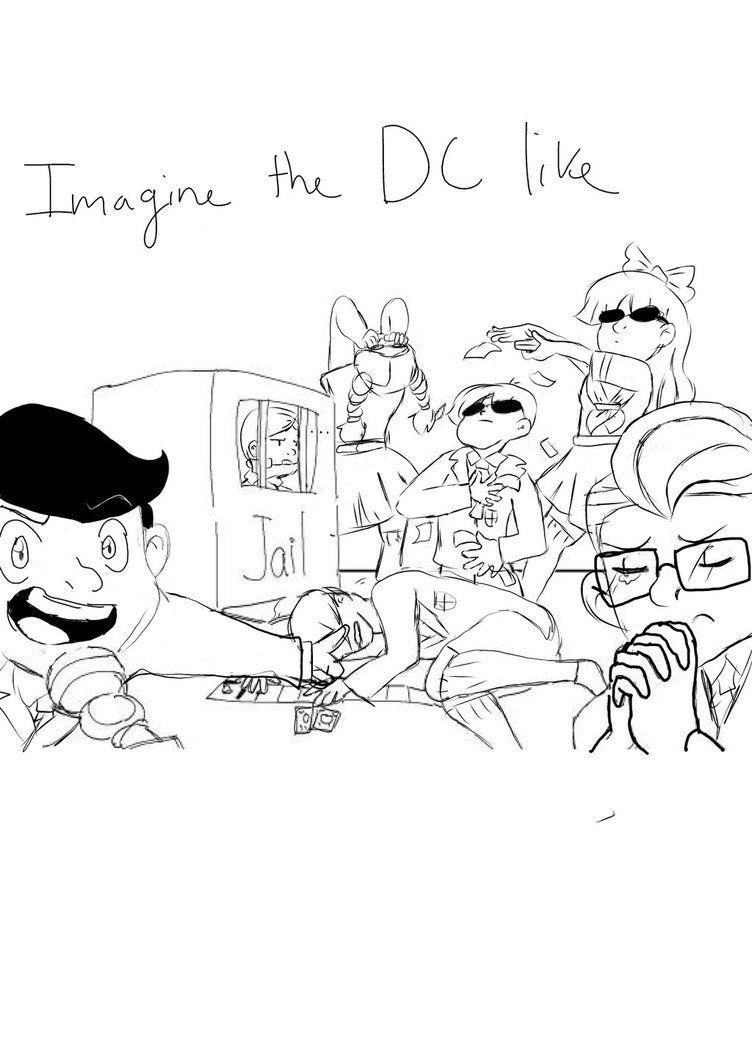 Dcfdtl meme by delightfulbruce codename kids next door