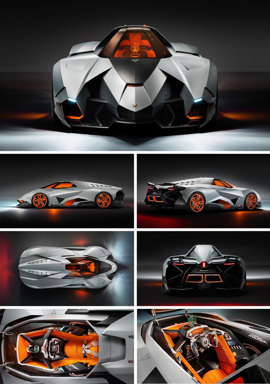 Lamborghini Egoista Makes You Question It S Street Legality