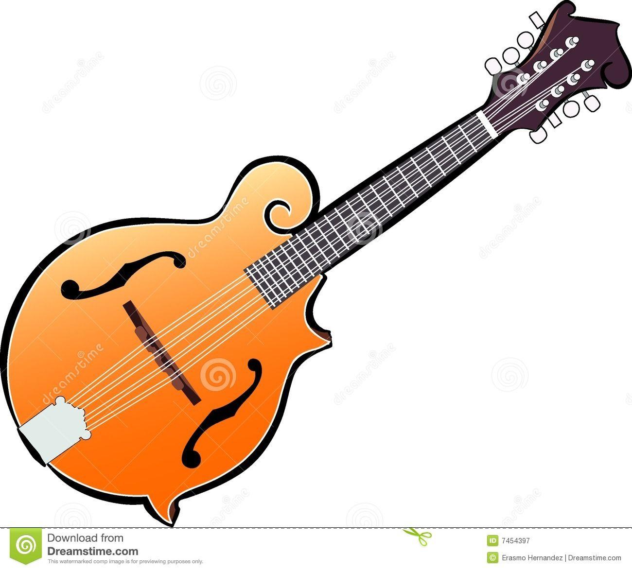 mandolin royalty free stock photography image 7454397 quilting rh pinterest co uk bluegrass clip art free bluegrass clip art free