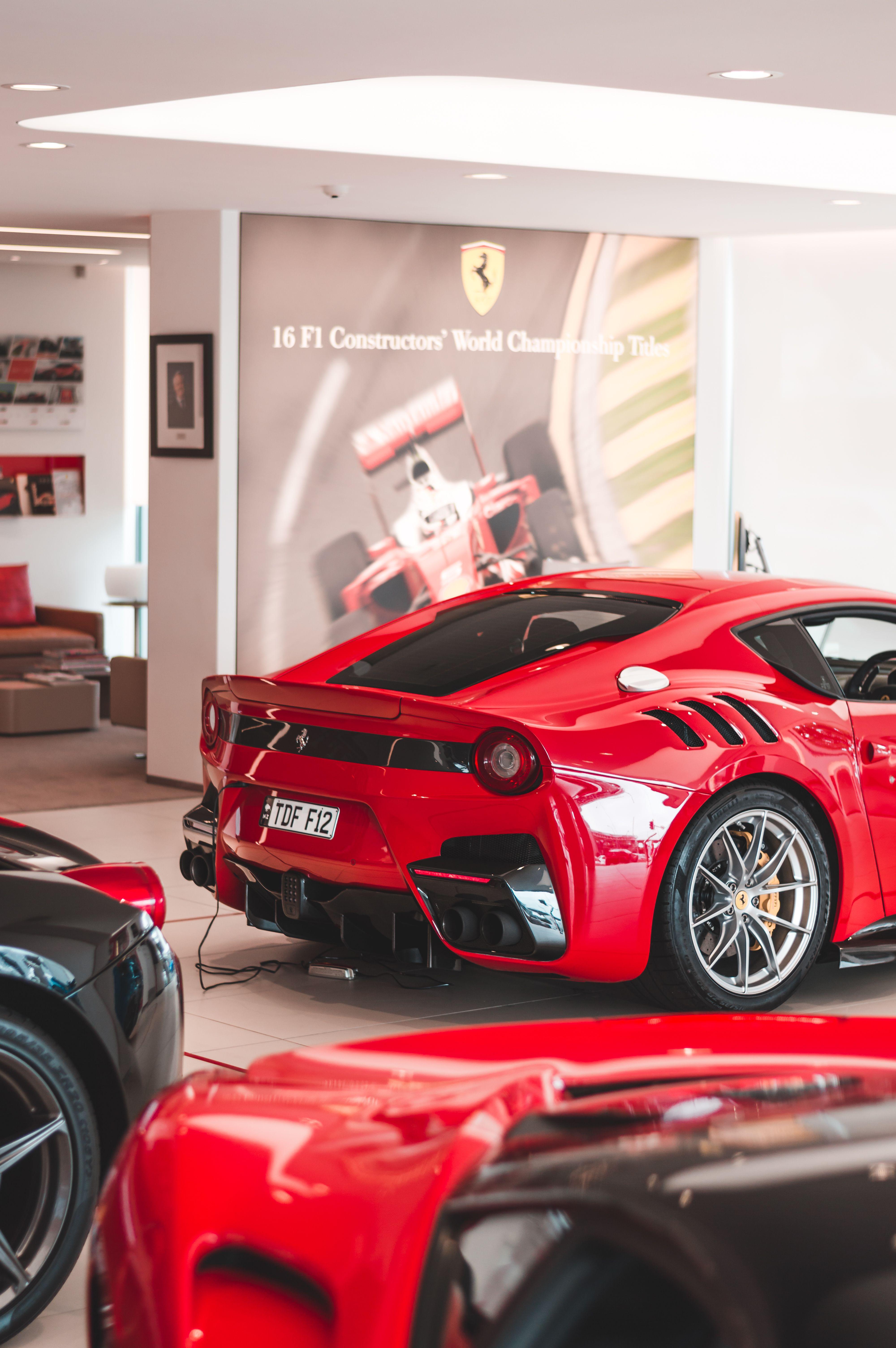Ferrari F12 Tdf In 2020 Auto Fotografie Ferrari F12 Ferrari