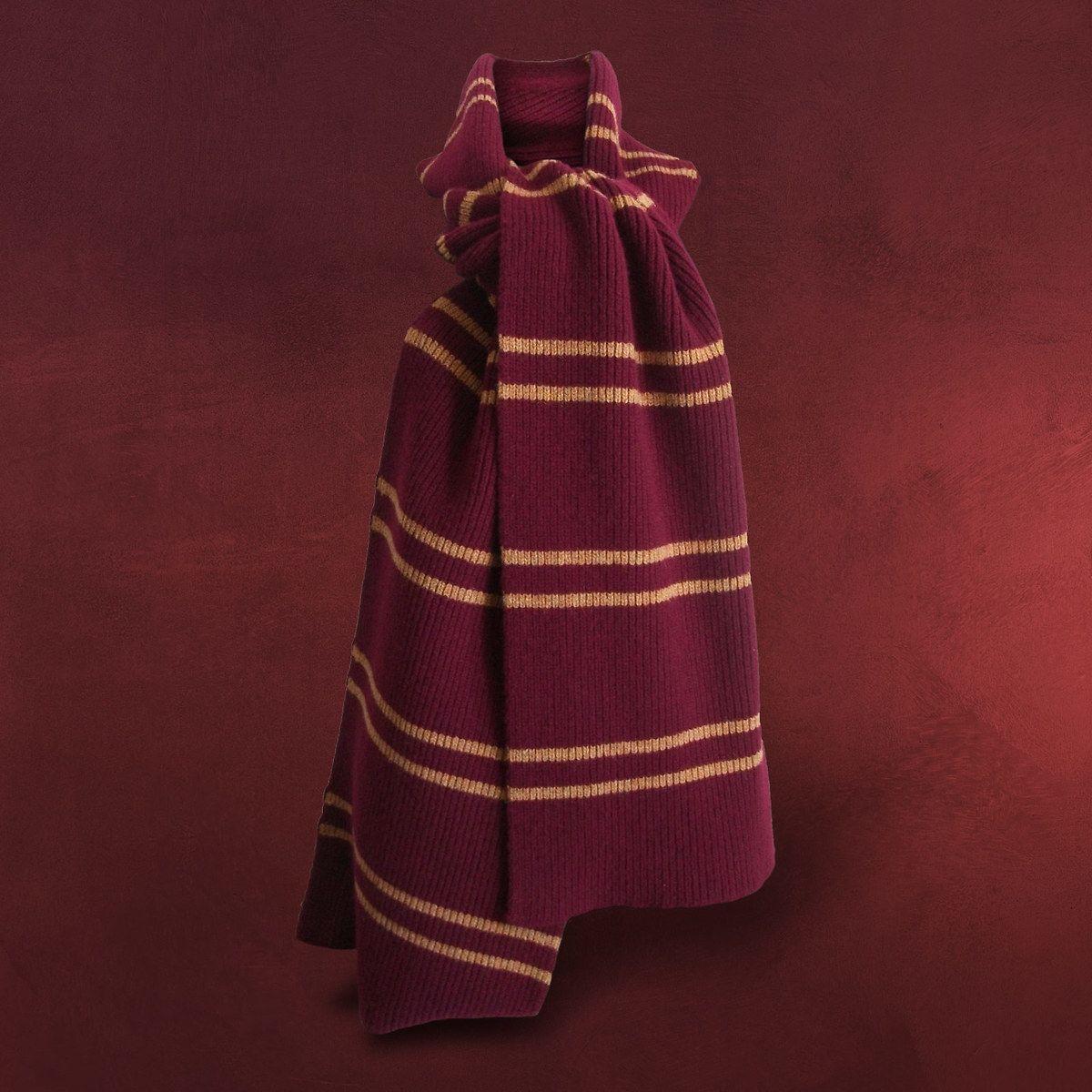 Harry Potter Original Gryffindor Wollschal Harry Potter Stricken Wollschal Gryffindor