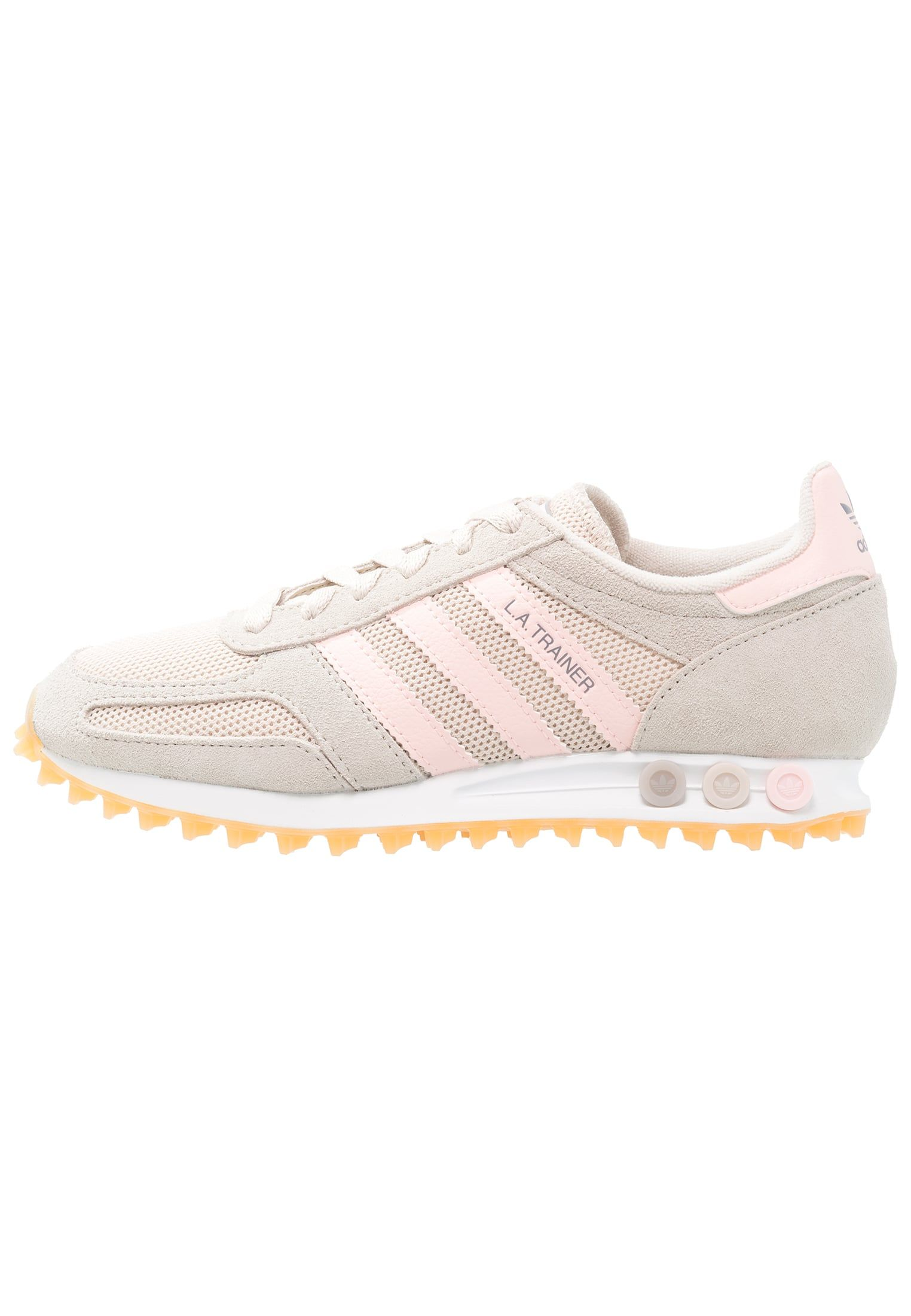 adidas Originals LA TRAINER OG - Zapatillas - clear brown ...
