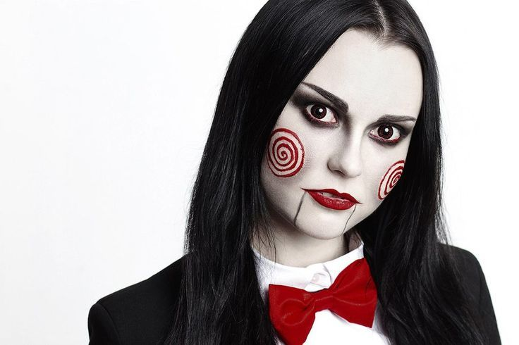 Billy The Puppet (female version) by jurisdictia ...