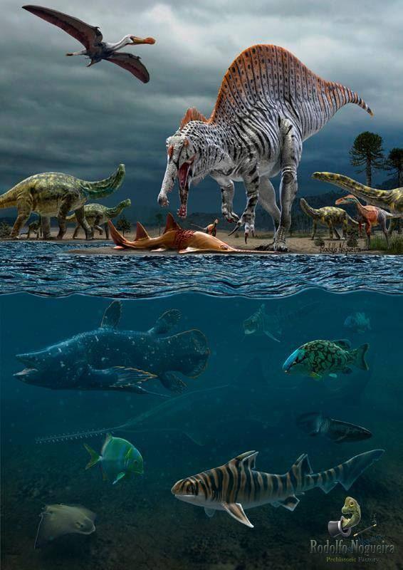 Dinosaurs Con Imagenes Dinosaurios Animales Prehistoricos