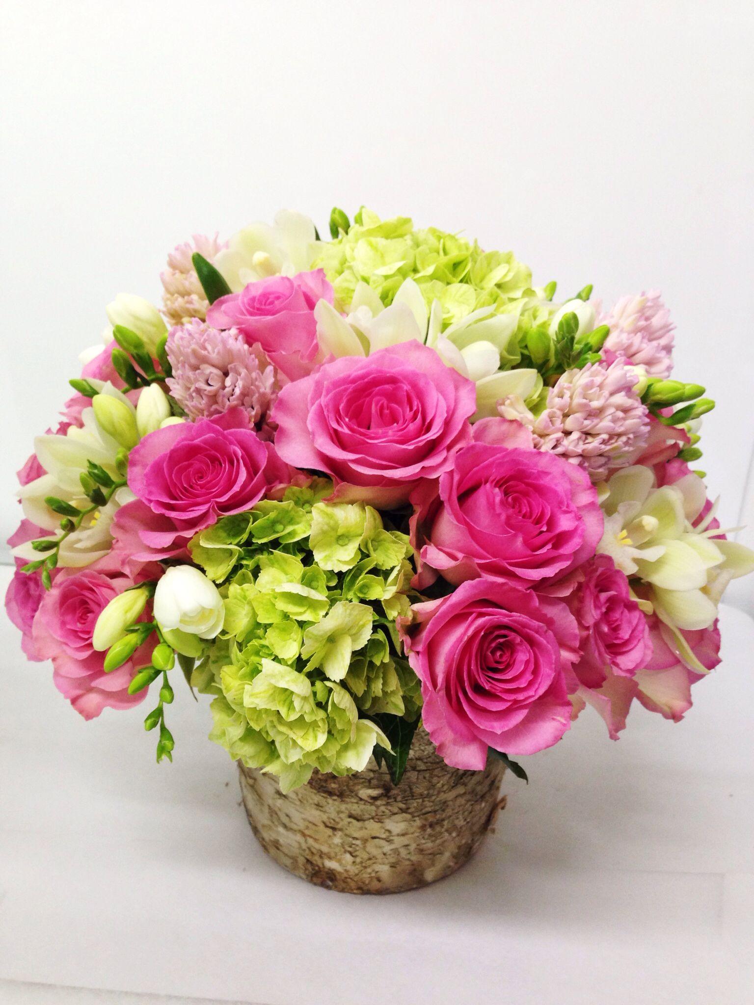 Custom Seasonal Luxury Flowers By Gabriela Wakeham Floral