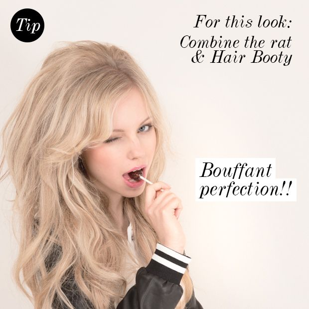 How To Make A Rat Hair Piece Hair Extensions Extensions And Rats