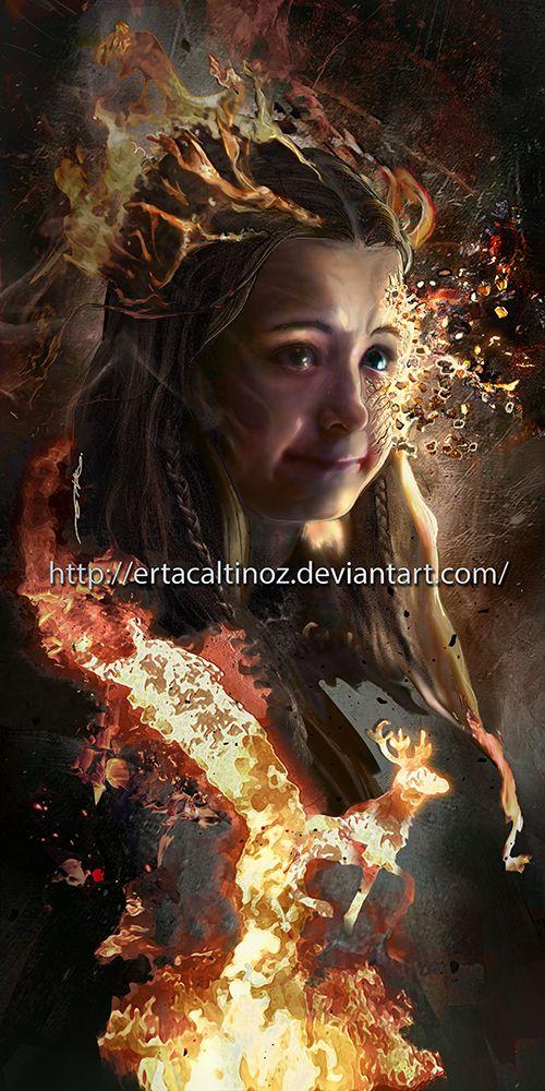 Shireen Baratheon by ertacaltinoz.deviantart.com on @DeviantArt