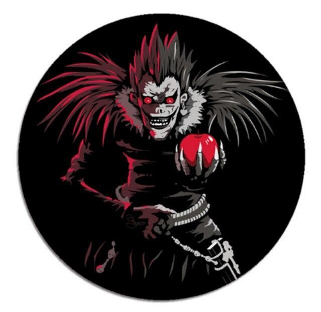 Photo of Death Note badge bag or lapel pin 25 styles – 13