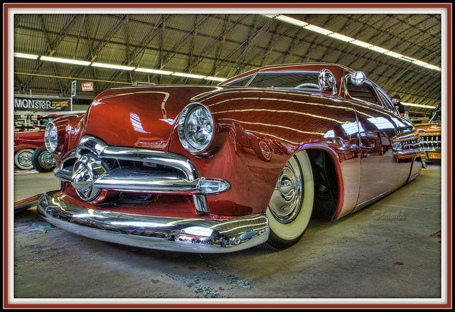Mooneyes Car Show 2012   Flickr: The Heavy Metal - Lead Sleds Pool