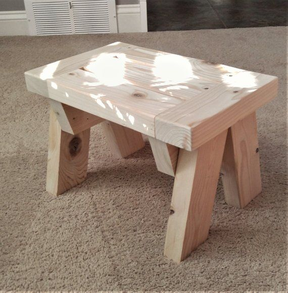 Fabulous Wood Step Stool In 2019 Furnishing Fixtures Decor Frankydiablos Diy Chair Ideas Frankydiabloscom