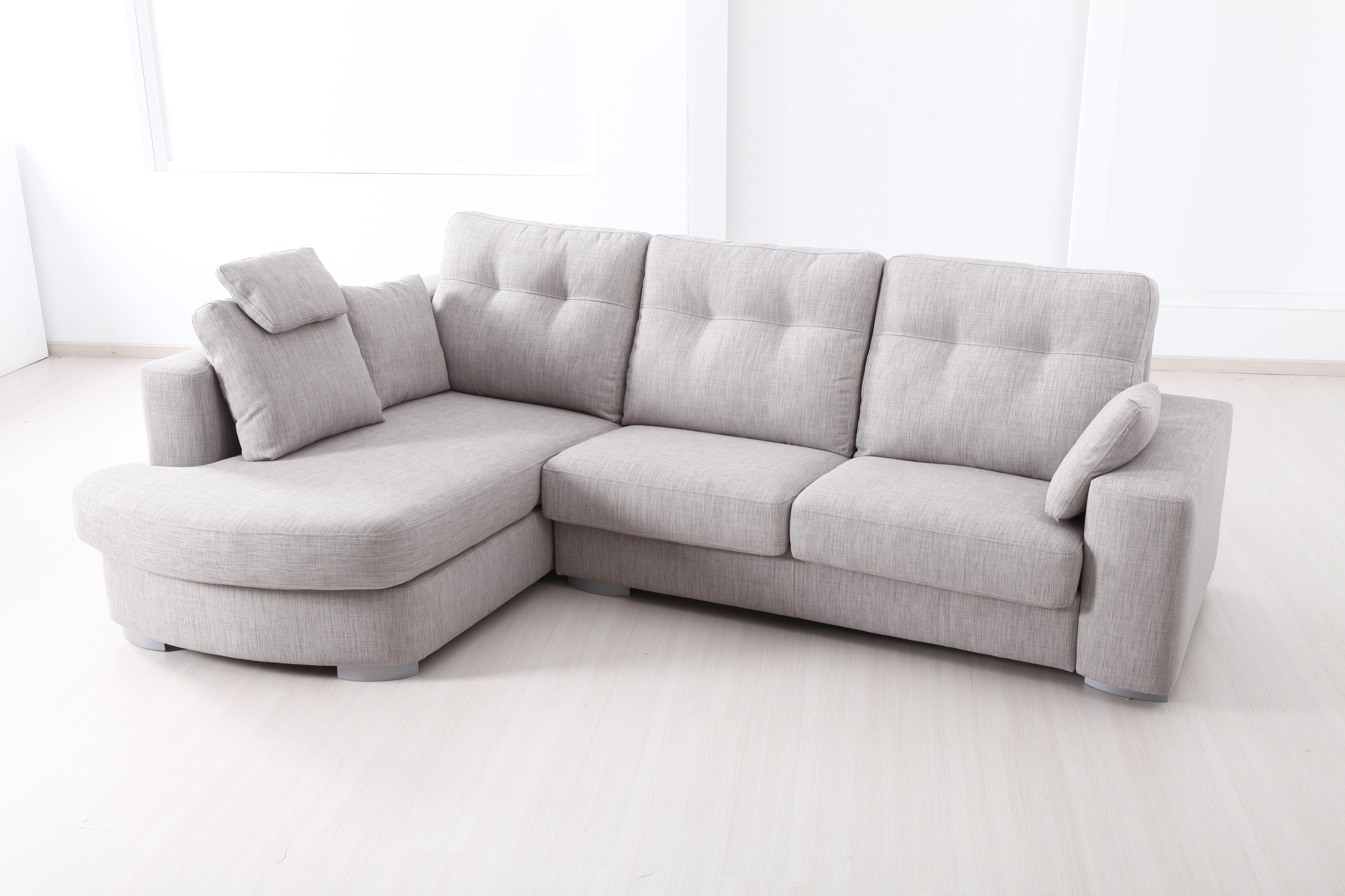 Amplio Programa De Modulacion Con Distintos Tipos De Chaisse Longue Y Con La Opcion De Arcon Con Reposapies Elev Fabric Sofa Corner Sofa Fabric Sofas Ireland